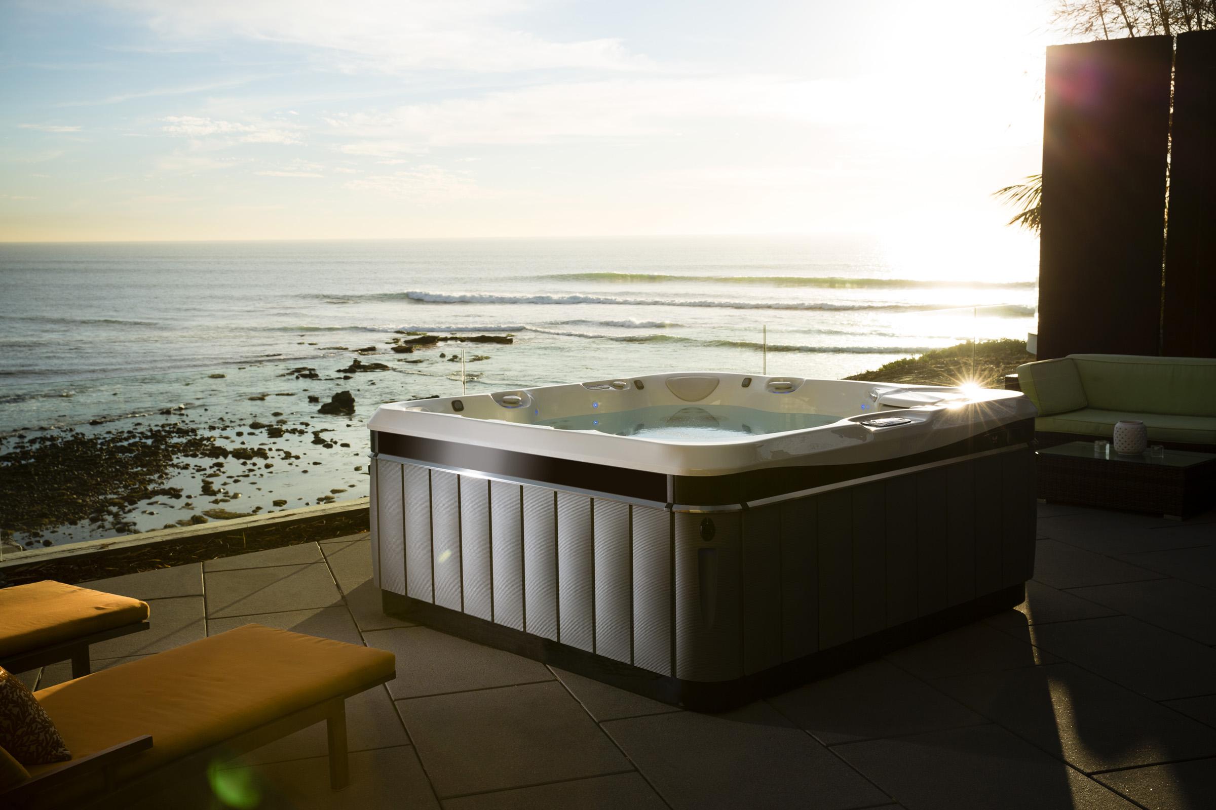 s rie utopia spas jacuzzi d 39 ext rieur haut de gamme. Black Bedroom Furniture Sets. Home Design Ideas